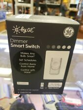 C by Ge - Dimmer Smart Switch (Google Voice Assist) White.New!