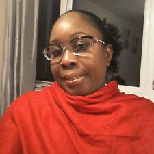 Womens Acetate Cateye Frame Spring Hinges Transparent Clear Prescription Glasses