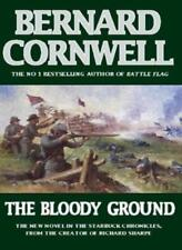 The Bloody Ground (Starbuck Chronicles) By Bernard Cornwell