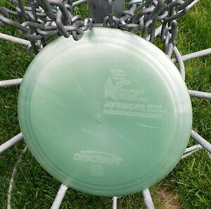 Discraft Avenger SS Ti Titanium Amateur Disc Golf Championship Distance Driver
