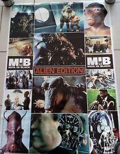 MIB Men In Black - Allien Edition Poster (1997) -  59 x 84 cm - wie neu !!!
