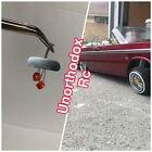 Redcat Sixty four Impala Jevries Rc Lowrider rear view mirror W/Hanging Dice