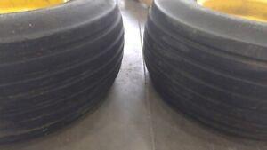 New Holland 31 X 13.50 - 15 Tire W/ Rim 31 X 13.50 - 15 TIRE W/ RIM