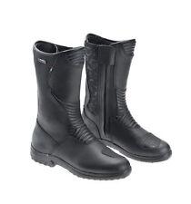 Bottes noirs GORE-TEX pour motocyclette Femme