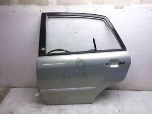 2004 2005 2006 Lexus RX330 Rear driver door shell Silver/Blue, scratches/chips