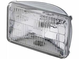 For 1979-1981 Nissan 810 Headlight Bulb Low Beam 63221WS 1980