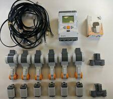 LEGO Mindstorms Technic NXT 2.0 Robot Parts Like EV3 servo motors sensors