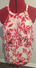 Witchery Stunning Size 10 Layered Tank Rrp$120 Current Style
