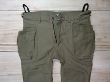 GRIFFIN Cargo Trousers Skinny Kingstone Pants size XS
