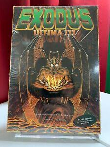 "Exodus: Ultima III ""3"" (ATARI 400/800) SEALED! Beautiful!!! VGA READY!!!"