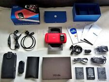 """Nokia 808 PureView - Red - last and best IMEI batch, """"5052"""", with many extras!!!"""