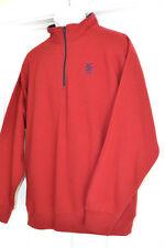 Oarsman 913 Men's Pullover Sweatshirt Rugged Durable Size M
