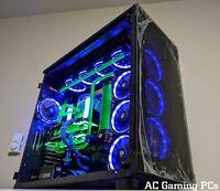 EXTREME Custom Liquid Cooled Computer AMD Ryzen 9 3950x - 32GB RAM - RTX 2080 Ti