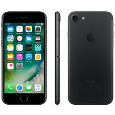 Apple iPhone 7 - 128GB - Factory Unlocked Jet Black Smartphone