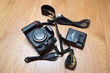 Nikon D D7000 16.2MP Digital SLR Camera - Black (Body Only)