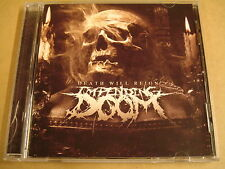 CD / IMPENDING DOOM - DEATH WILL REIGN