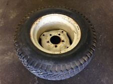 Used Case Ingersoll Rim & Tire Assembly C10263 For Lawn Yard Garden Tractor