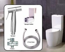 High Quality Hand Held Toilet Bidet Sprayer Bathroom Shower Water Spray Head