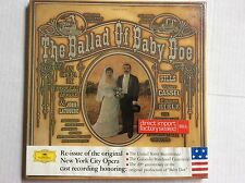 THE BALLAD OF BABY DOE 3 LPs boxed set German IMPORT SEALED! Beverly Sills