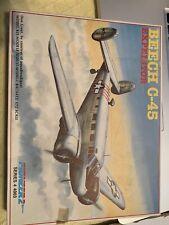 PIONEER 2 No. 4003 BEECH C-45  EXPEDITOR PLASTIC 1/72 MODEL KIT - mint
