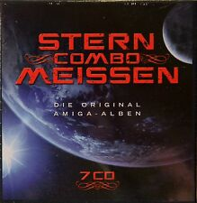 Stern Combo Meissen-The Original Amiga Albums 7 cd box set German prog