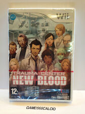 TRAUMA CENTER NEW BLOOD - NINTENDO WII - NUOVO SIGILLATO - NEW SEALED PAL