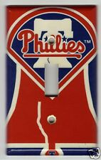 Philadelphia Phillies Light Switch Plate Cover MLB