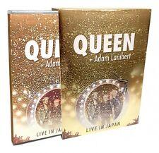 New QUEEN Adam Lambert Live in Japan Summer Sonic 2014 Blu-ray CD GQXS-90206 EMS