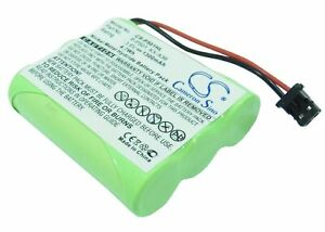 Replacement Battery For BELL PHONE 3.6v 1300mAh / 4.68Wh Cordless Phone Battery