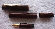 Très RARE Ancien stylo plume JIF  Plume et Clip Or 18 Carats