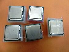 Lot of 5 - Intel Pentium 5 Sla9X 2.33Ghz/4M/1333 Dual Core Desktop Cpu Processor