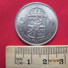 Schweden - Sweden 5 Kronen 1972 - X