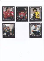 2004 Press Pass SNAPSHOTS Complete 36 card set BV$20! Dale Jr., Gordon, Johnson