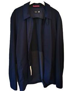 Rapha Wind Jacket Dark Blue XL Ex Cond