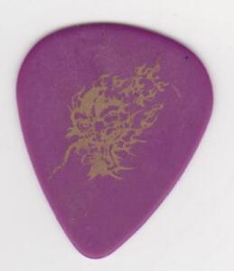 RaRe JOHNNY WINTER PINK DRAGON Collectible SIGNATURE GUITAR PICK JDW BLUES TOUR