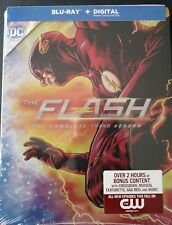 Flash: The Complete Third Season (Blu-ray Disc, SteelBook Only  Best Buy)