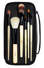 Bobbi Brown The Basic Brush Collection Make Up Brush Set Black Case 6 Piece Nib
