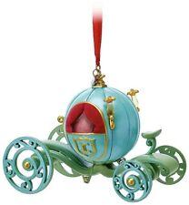Disney Cinderella Pumpkin Coach Sketchbook Hanging Ornament