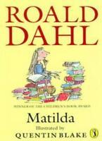 Matilda (Winner of the Children's Book Award),Roald Dahl, Quentin Blake
