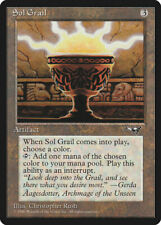 Magic MTG Tradingcard Alliances 1996 Sol Grail