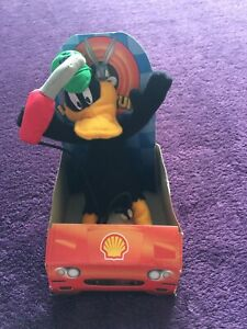 Loony Tunes Daffy Duck Shell Boxed Toy 8 Inches Boxed Car Window Hanger Warner B