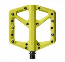Crank Brothers Stamp 1 Mountain Bike Pedals - CITRON Small - NEW