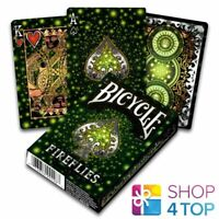 BICYCLE FIREFLIES PLAYING KARTEN DECK POKER MAGIC JUNIARDI SATYANAGARA USPCC NEU