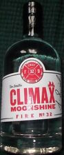 Tim Smith Climax Cinnamon Spice No 32 Moonshine 750ml Bottle Signed Autographed