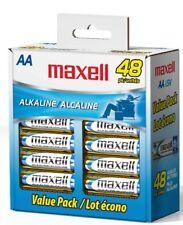 Maxell Corporation Of America 723443 Lr 6 48 Pk Box Aa Alkaline (723443lr648b)