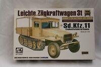 AFV Club AF 35047 1:35 Leichter Zugkraftwagen 3t Sd.Kfz.11 Einheitsfahrerhaus