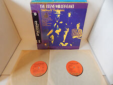 STEVE MILLER BAND Children of the Future Double Play W.Coast Capitol psych 2 LP