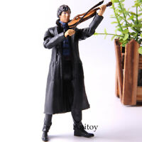 New Poseable Arms  Detective Sherlock  Holmes Benedict Cumberbatch Action Figure