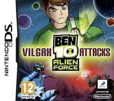 BEN 10 ALIEN FORCE : VILGAX ATTACKS pour DS