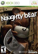 Naughty Bear - Xbox 360 Game